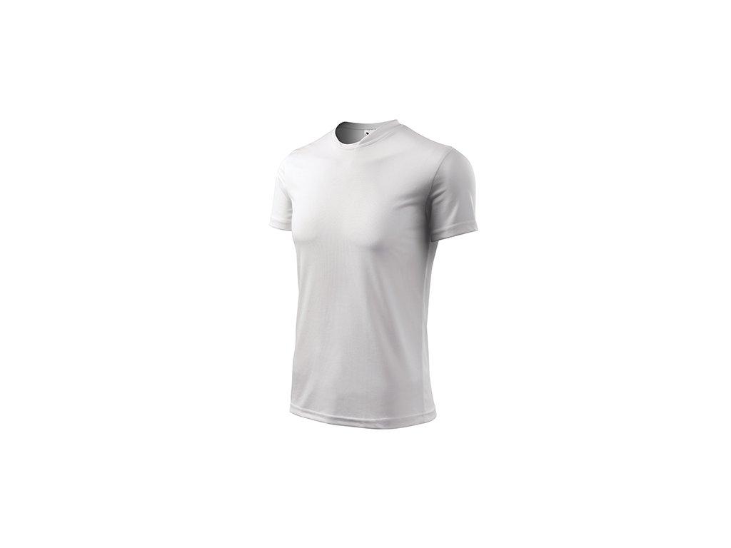 Fantasy tričko pánské bílá