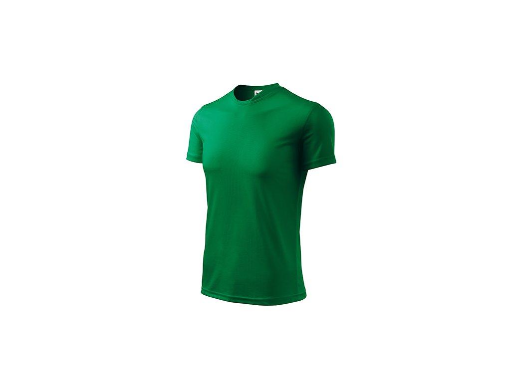 Fantasy tričko pánské středně zelená