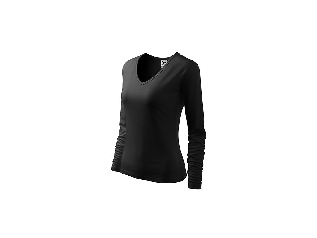 Elegance triko dámské černá