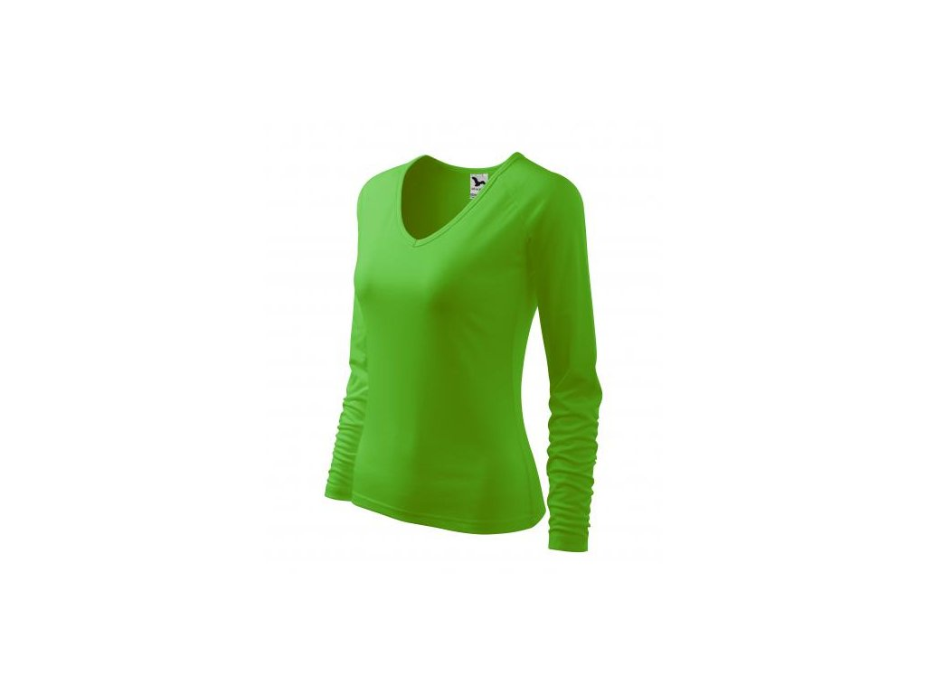 Elegance triko dámské apple green