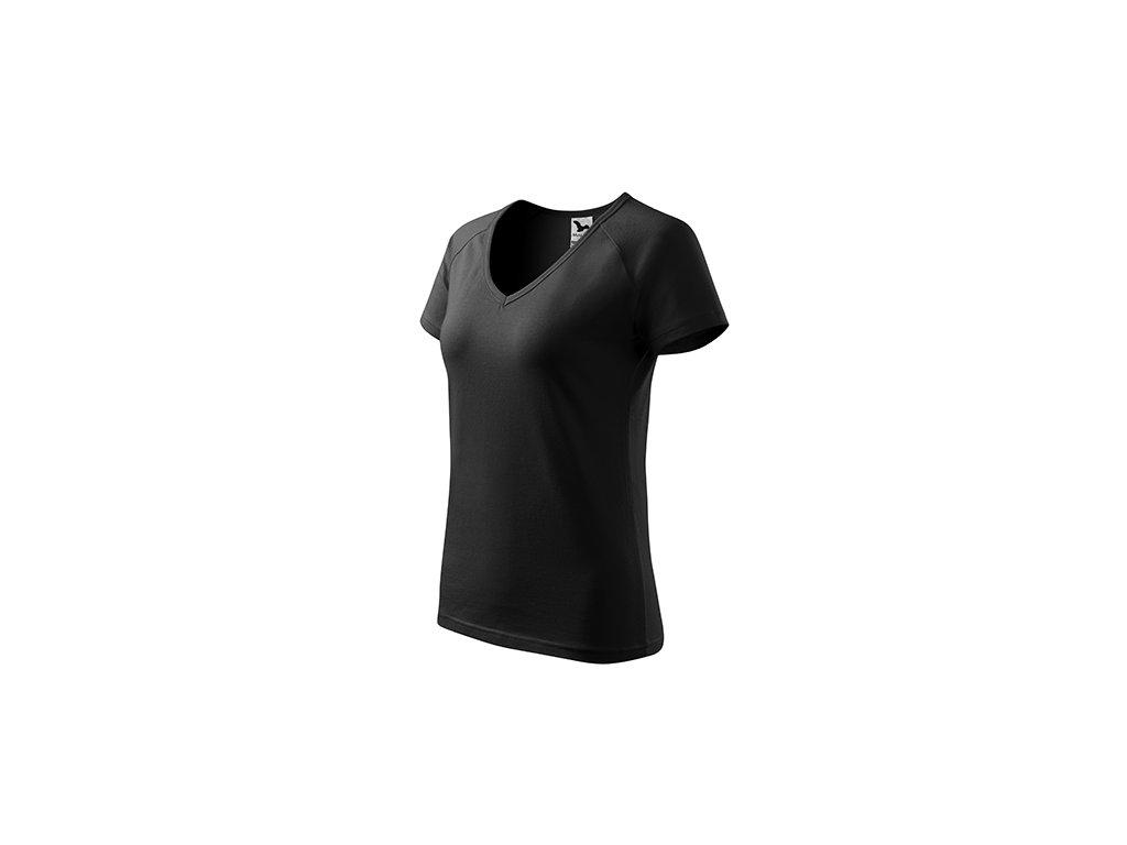 Dream tričko dámské černá
