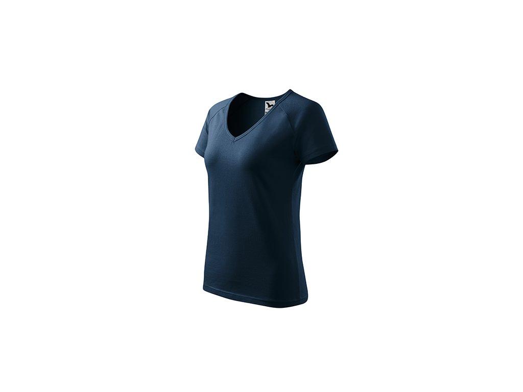 Dream tričko dámské námořní modrá