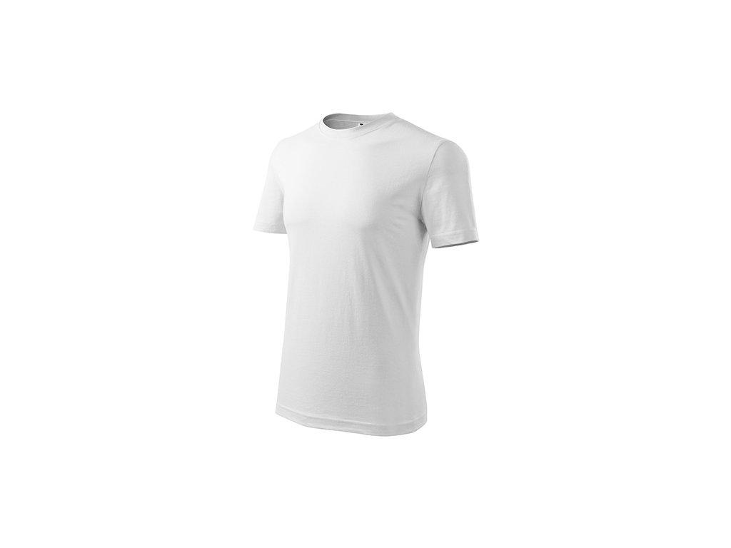 Classic New tričko pánské bílá