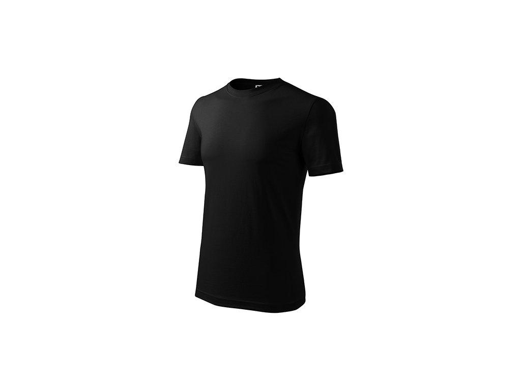 Classic New tričko pánské černá
