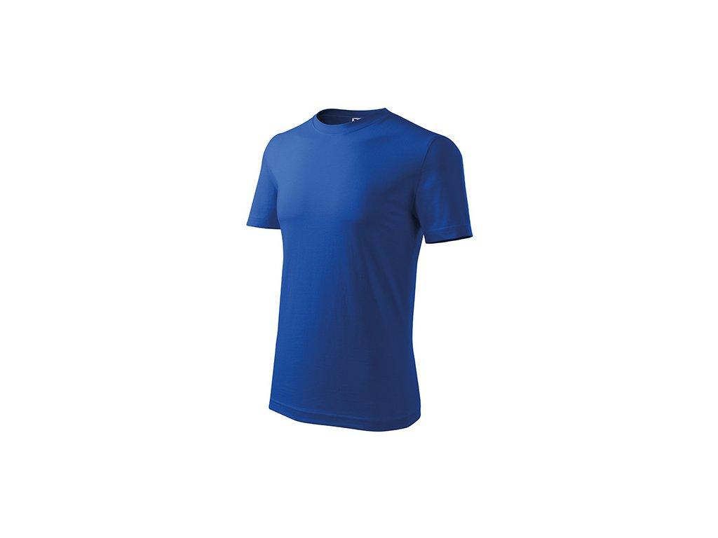 Classic New tričko pánské královská modrá