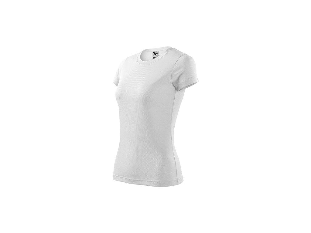 Fantasy tričko dámské bílá
