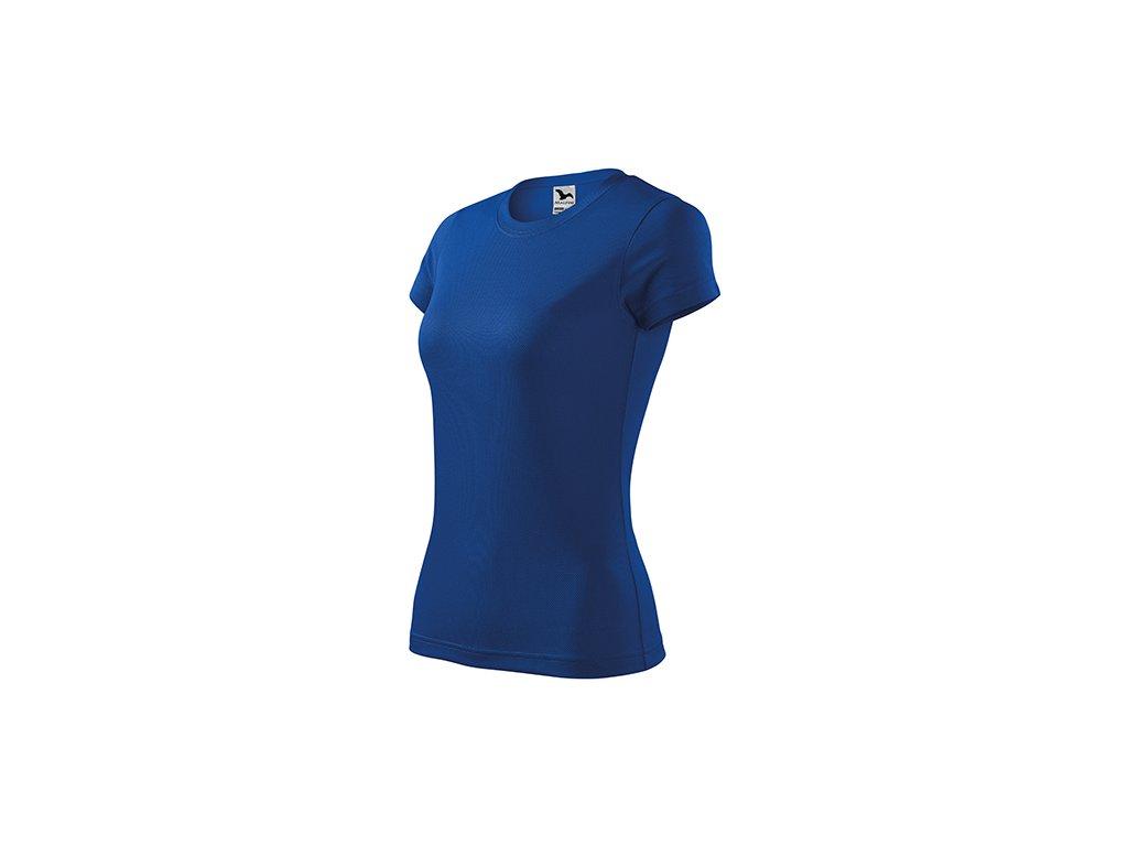 Fantasy tričko dámské královská modrá