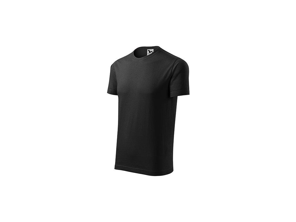 Element tričko unisex černá