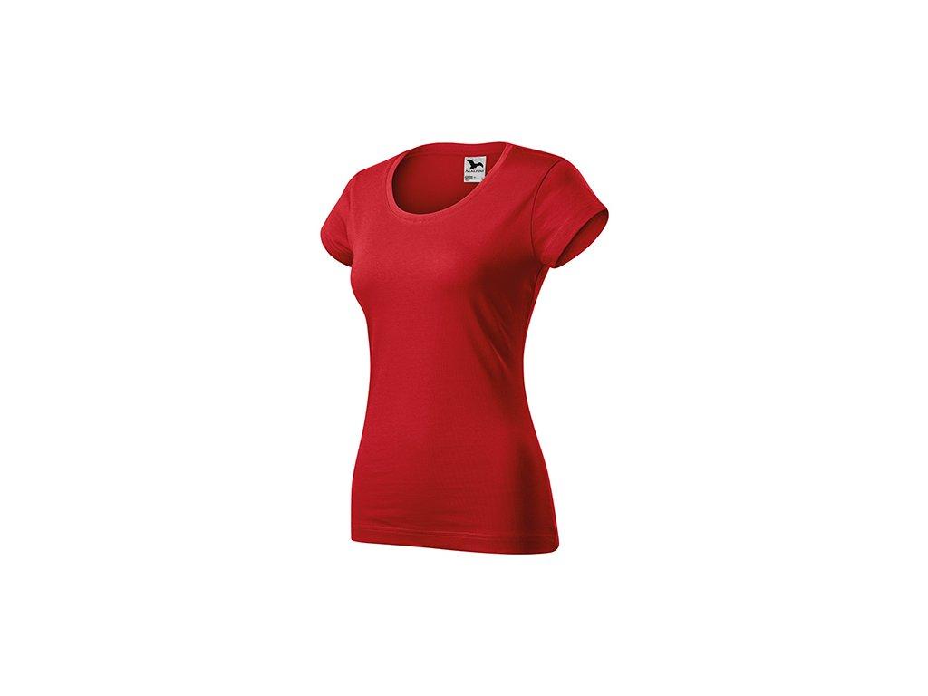 Viper tričko dámské červená