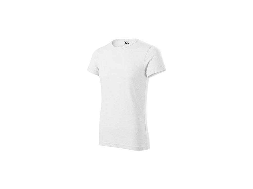 Fusion tričko pánské bílá