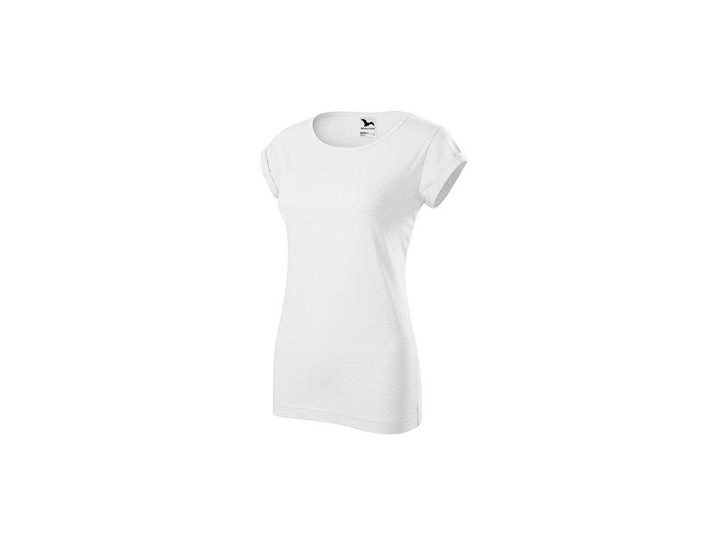 Fusion tričko dámské bílá