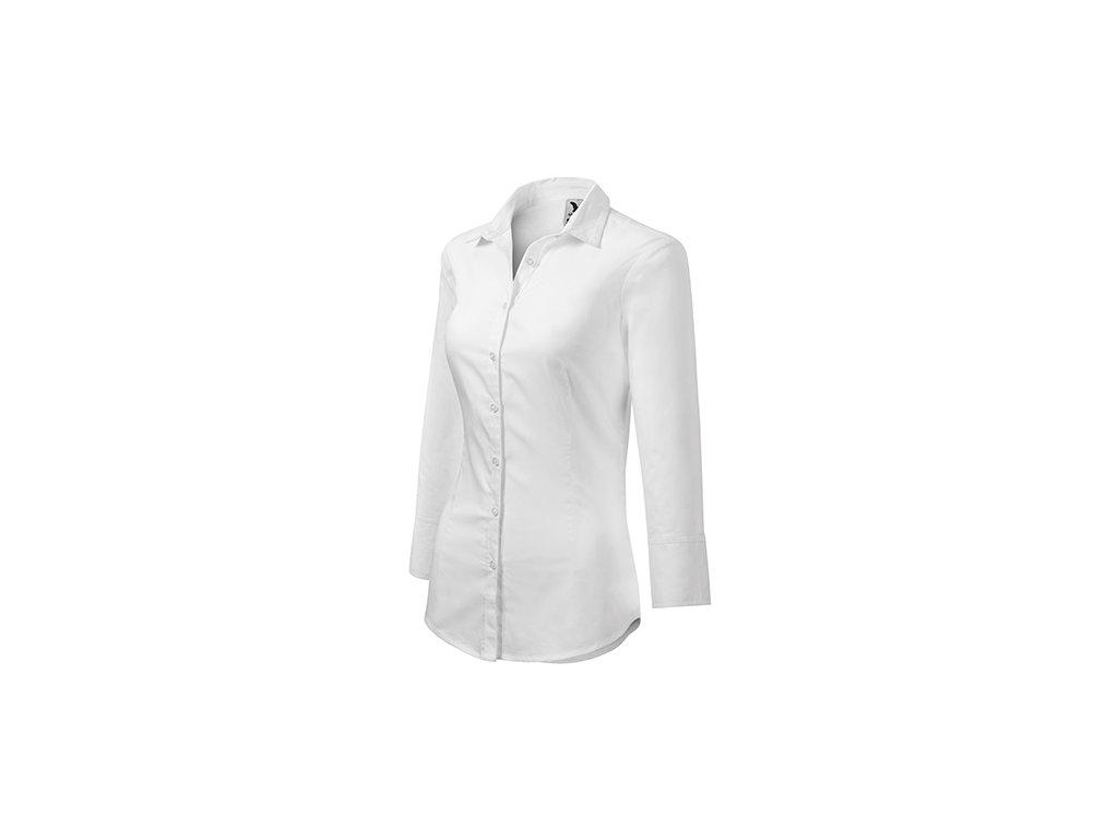 Style košile dámská bílá