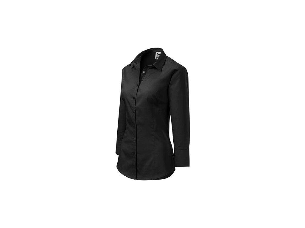 Style košile dámská černá