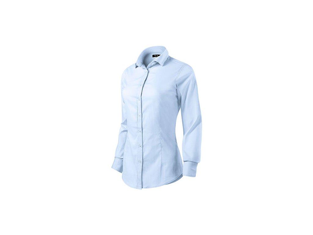 Dynamic košile dámská light blue