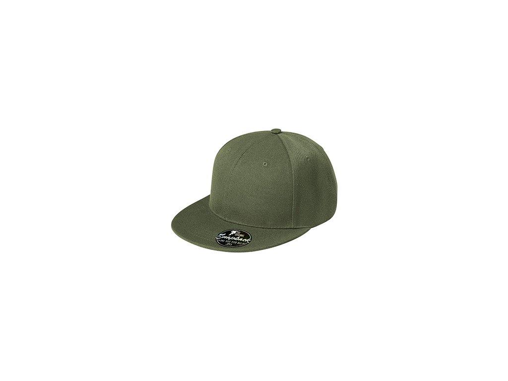 Rap 6P čepice unisex khaki
