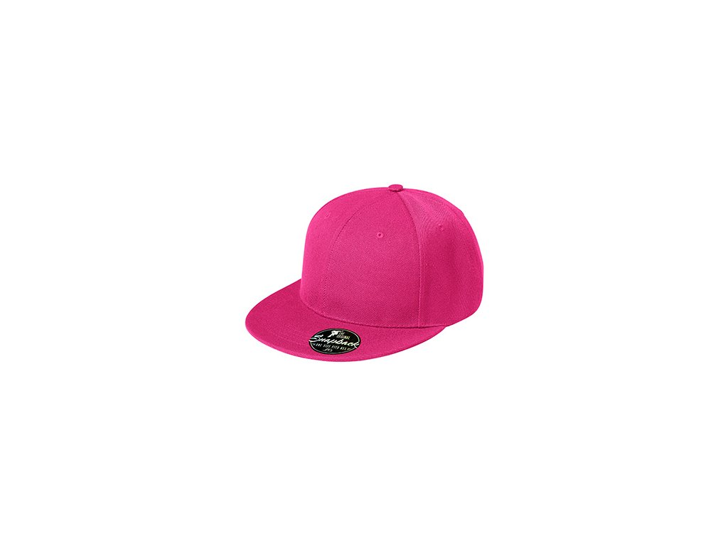 Rap 6P čepice unisex purpurová