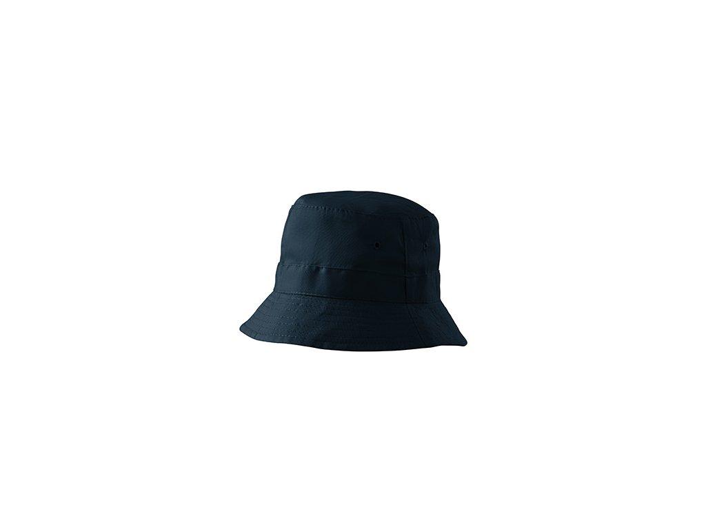 Classic klobouček unisex námořní modrá