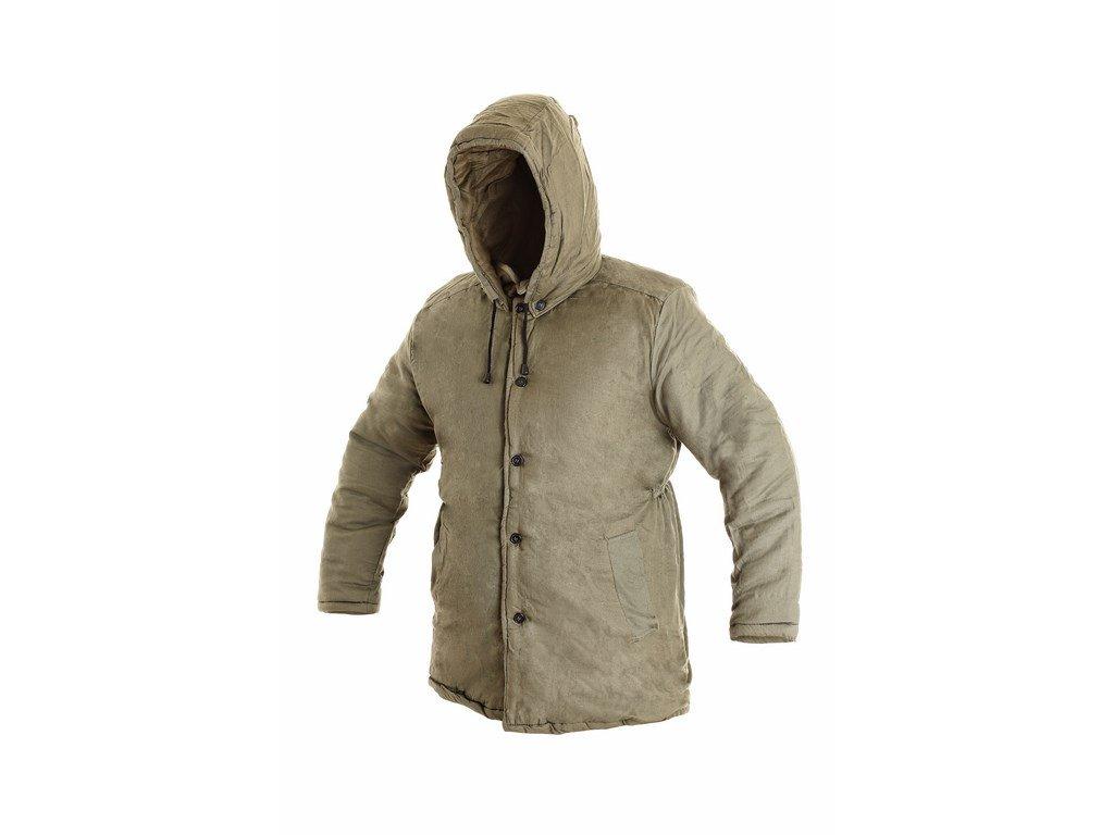 JUTOS (vaťák) khaki (Velikost/varianta 66)