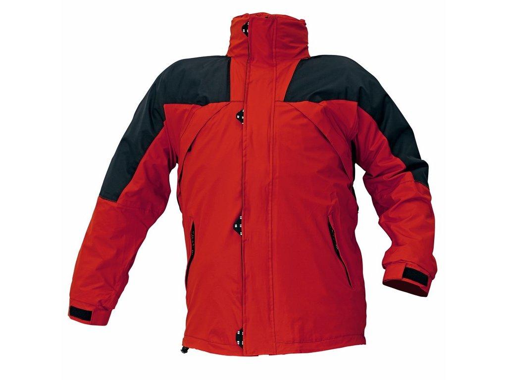 ANZAC zimní bunda 3 v 1 červená (Velikost/varianta 3XL)
