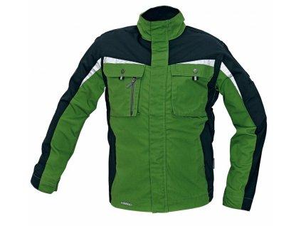 ALLYN monterková bunda zelená (Velikost/varianta 62)