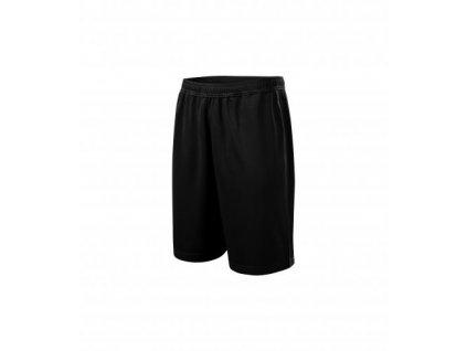 Miles šortky dětské černá