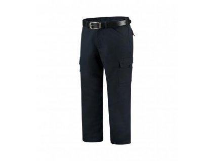 Basic Work Pants pracovní kalhoty unisex námořní modrá