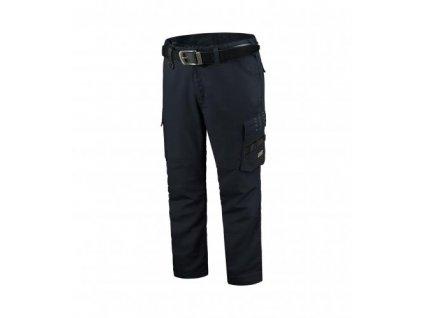 Work Pants Twill pracovní kalhoty unisex námořní modrá