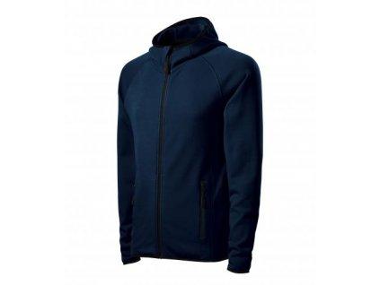 Direct stretch fleece pánský námořní modrá