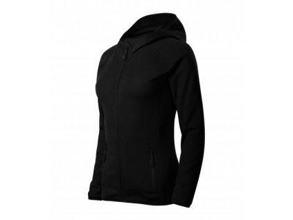 Direct stretch fleece dámský černá