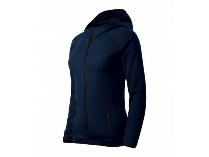Direct stretch fleece dámský námořní modrá