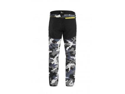 CXS DIXON kalhoty šedobílý maskáč