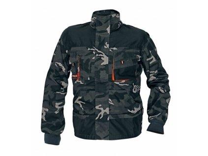 EMERTON montérková bunda camouflage (Velikost/varianta 62)