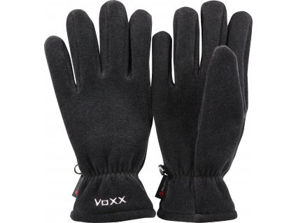 VOXX rukavice ELASA POLARTEC černá