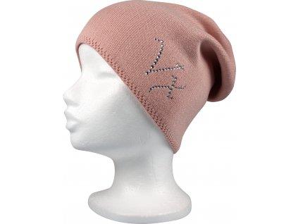 VOXX čepice Sondero růžová
