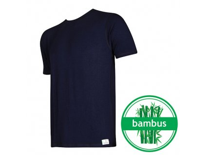 VOXX Tričko bambus tmavě modrá