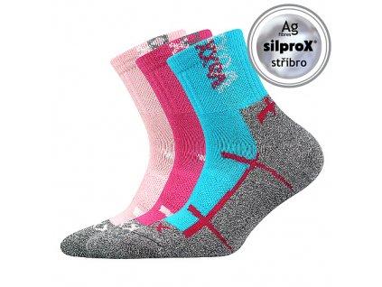 VOXX ponožky Wallík mix a - holka