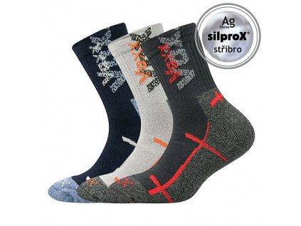 VOXX ponožky Wallík mix b - kluk