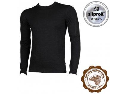 VOXX IN01 pánské funkční tričko černá