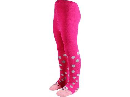 VOXX punčochové kalhoty Amina Thermo 07 magenta