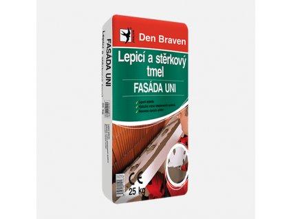 Den Braven - Lepicí a stěrkový tmel FASÁDA UNI, pytel 25 kg
