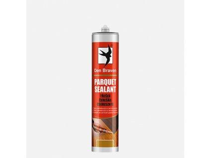 Den Braven - Parketový tmel / Parquet sealant, kartuše 280 ml, třešeň