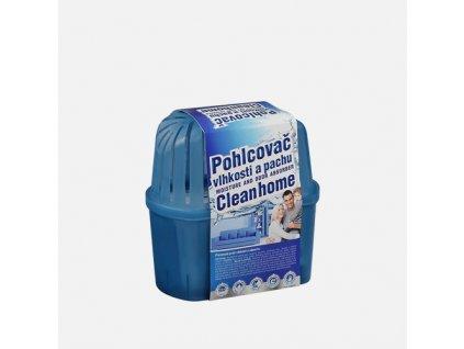 Den Braven - Pohlcovač vlhkosti a pachu CLEANHOME, 450 g, náhradní náplň