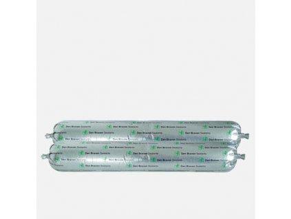 Den Braven - PU 50 FC polyuretanový tmel, salám 600 ml, černá