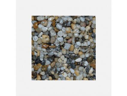 Den Braven - Říční kamínky 4 - 6 mm, pytel 25 kg, oblé