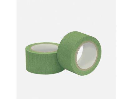 Den Braven - Textilní lemovací páska , 48 mm x 10 m, zelená