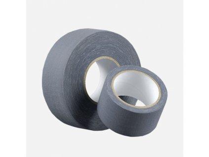 Den Braven - Textilní lemovací páska , 48 mm x 50 m, šedá