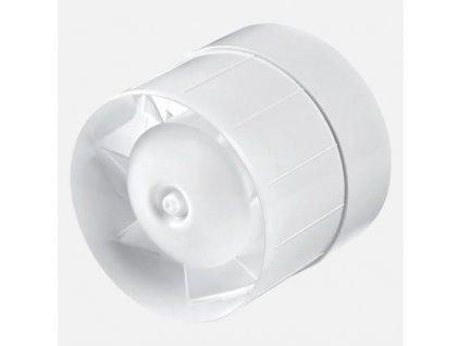 Den Braven - Ventilátor k odvětrání kanálových systémů , Ø125, bílý