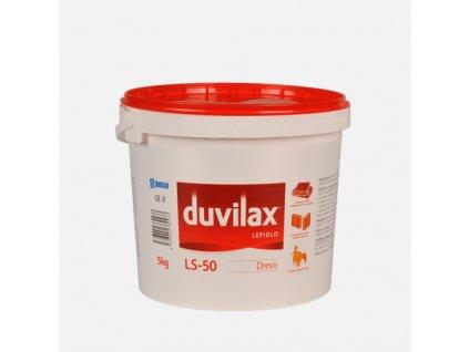 Duvilax LS-50 lepidlo na dřevo D2, kbelík 5 kg, bílá