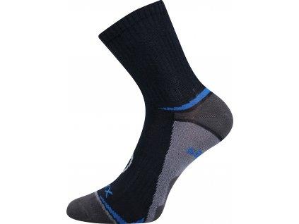 VOXX ponožky Optifan 03 tmavě modrá