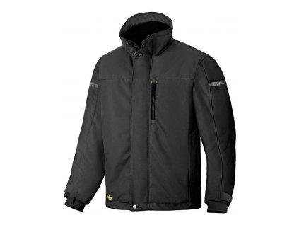 Bunda zateplená AllroundWork 37.5® černá vel. XS Snickers Workwear